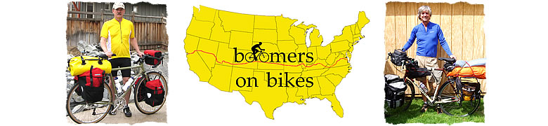 Welcome to BoomersOnBikes.com